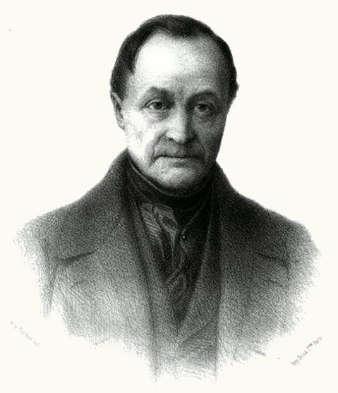 Auguste Comte foi o filósofo fundador do positivismo.