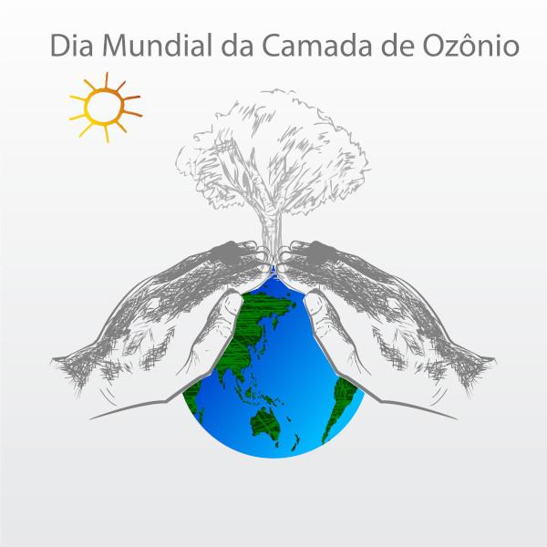 16 de setembro é considerado o Dia Mundial do Ozônio, uma homenagem a essa importante camada que protege o planeta.