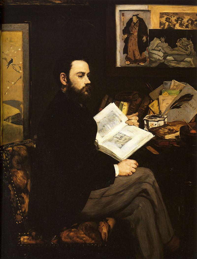 Émile Zola foi o primeiro autor que inseriu o cientificismo na literatura.