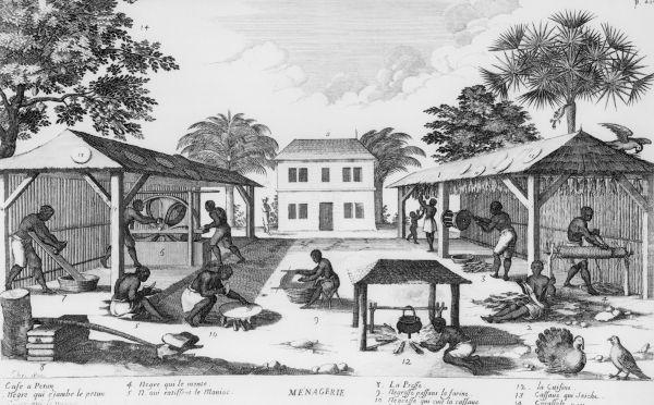 No século XIX, vozes na sociedade brasileira começaram a levantar-se contra a escravidão e a juntar-se aos escravos na luta contra essa instituição.