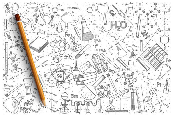 Os estudos de química para o Enem requerem muita dedicação e preparação.