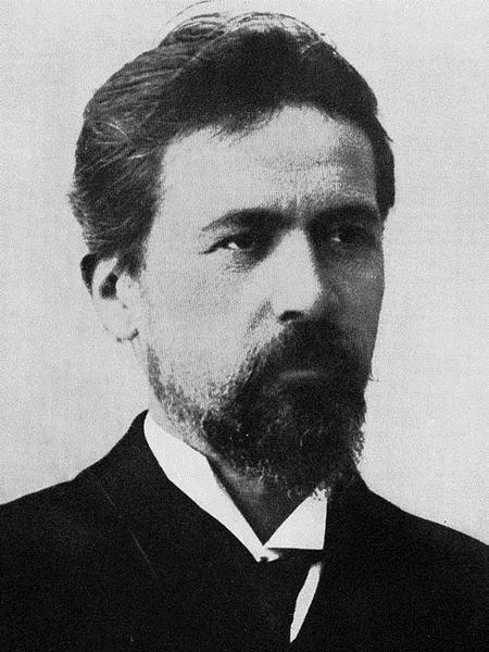 Anton Tchekhov foi um importante representante do realismo russo.