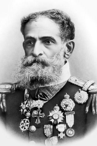 O marechal Deodoro da Fonseca liderou a derrubada do Gabinete Ministerial, no dia 15 de novembro.[1]