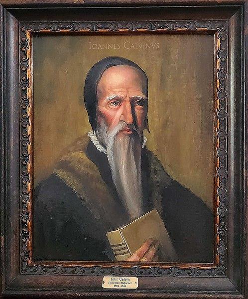 João Calvino elaborou uma doutrina religiosa baseada na predestinação e na valorização do trabalho.