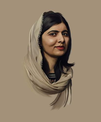 Em 2014, a paquistanesa Malala conquistou o Nobel da Paz, tornando-se a pessoa mais jovem a ganhar um Nobel na história do prêmio.[4]