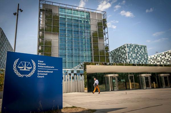 O Tribunal Penal Internacional está instalado na cidade de Haia, nos Países Baixos.[1]