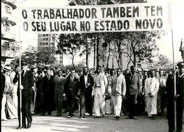 O Estado Novo foi o período mais autoritário da Era Vargas. [1]