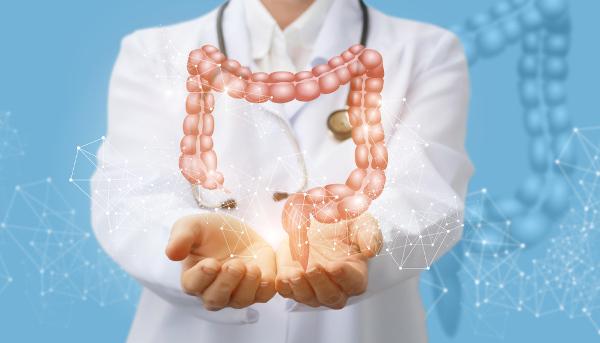 A colite ulcerativa é uma doença caracterizada por uma inflamação e ulceração da camada mais superficial do cólon.