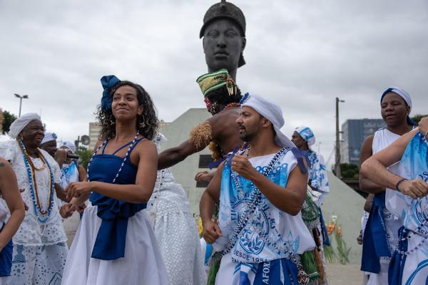 O Dia Nacional da Consciência Negra também é um dia de conscientização sobre a intolerância religiosa contra as religiões afro-brasileiras. [1]