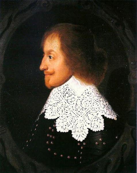 Maurício de Nassau governou Pernambuco durante a invasão holandesa.