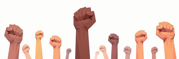 O Dia Nacional da Consciência Negra é um dia de luta contra o racismo.