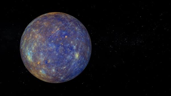 O nome Mercúrio tem origem em uma figura mitológica considerada o deus dos viajantes em razão da sua velocidade.