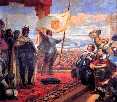 Legenda: D. João IV foi aclamado rei de Portugal após 60 anos de União Ibérica.