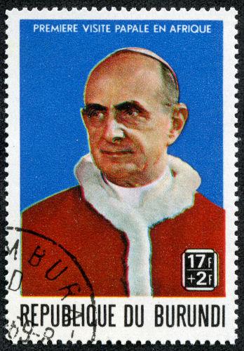 O papa Paulo VI foi quem idealizou e o primeiro que celebrou o Dia Mundial da Paz.[1]