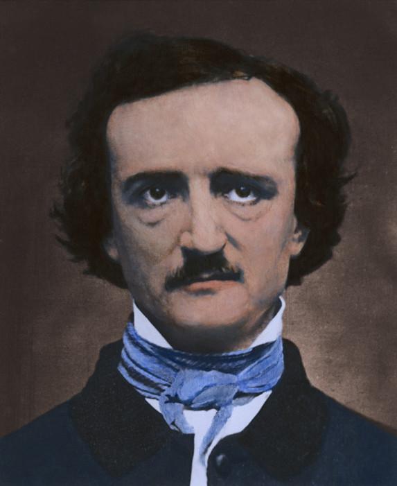 Edgar Allan Poe: um gênio do suspense e do terror.