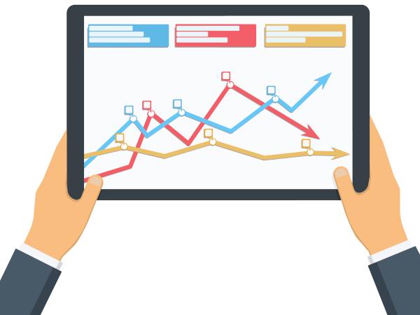 A média geométrica é utilizada na estatística para a tomada de decisões.