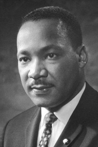 Martin Luther King ainda é considerado um dos maiores símbolos da luta antirracista dos EUA.
