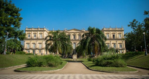 O Museu Nacional é a instituição científica mais antiga do Brasil.