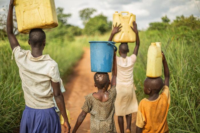 Os 10 menores IDH do globo são de países africanos.