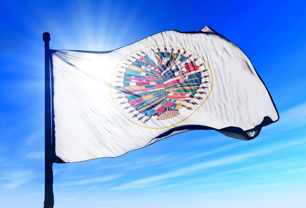 Bandeira da OEA
