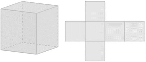 Planificação do cubo