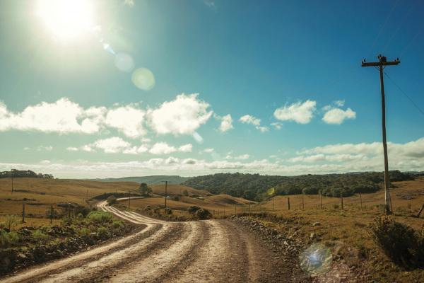 Êxodo rural é a emigração do campo para a cidade.