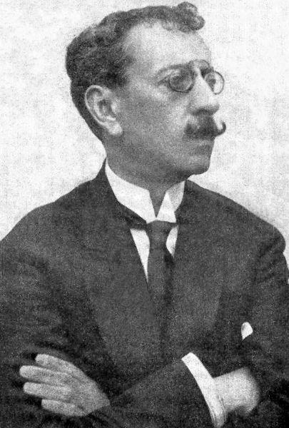 Olavo Bilac é um dos principais poetas do Parnasianismo brasileiro.
