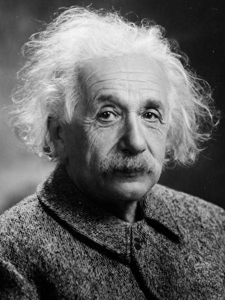 Albert Einstein é considerado um dos maiores físicos de todos os tempos.