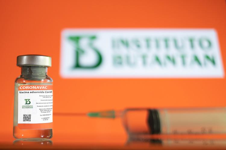A produção da coronavac fez com que o Instituto Butantan ganhasse destaque nos noticiários do Brasil e do mundo. [2]