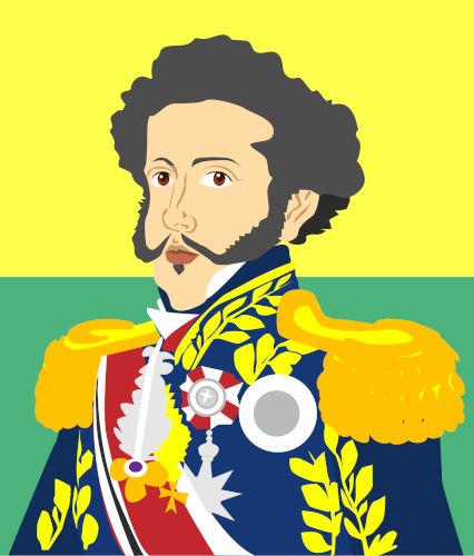 O trabalho da Assembleia Constituinte de 1823 ficou prejudicado pelo autoritarismo do imperador do Brasil, D. Pedro I.