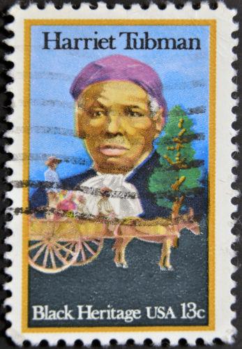 Nascida originalmente como Araminta Ross, Harriet Tubman foi uma das grandes mulheres que lutaram contra a escravidão.[1]