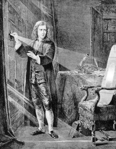 Isaac Newton é reconhecido atualmente como um dos grandes cientistas de todos os tempos.