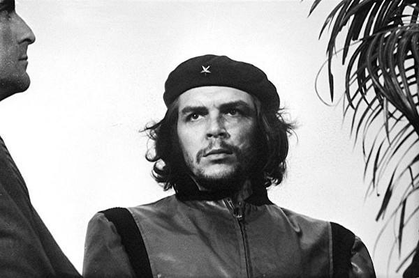 Famosa foto de Che Guevara, feita pelo fotógrafo Alberto Korda, e que se tornou a mais conhecida do líder revolucionário.