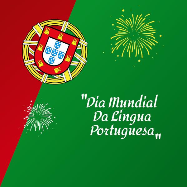 A língua portuguesa é mundialmente festejada no dia 5 de maio.