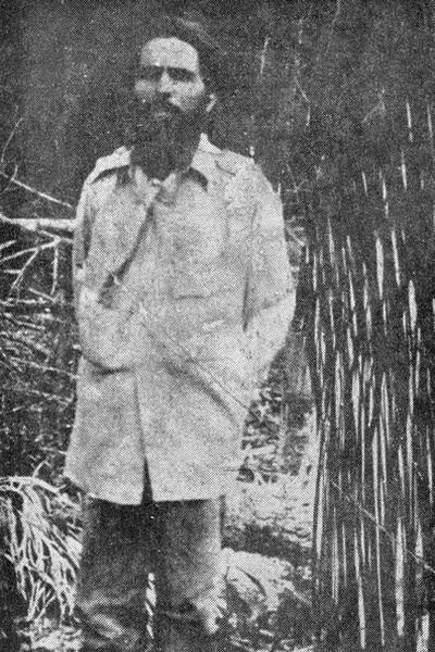 """Luís Carlos Prestes, líder do movimento, foi apelidado de """"Cavaleiro da Esperança""""."""