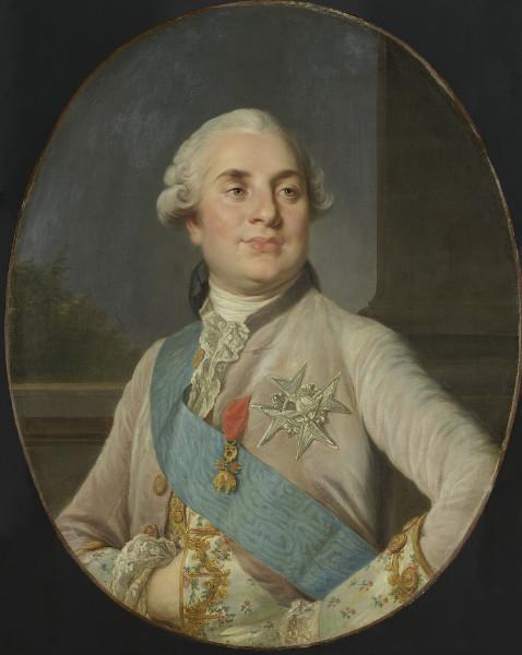 Luís XVI foi o último monarca absolutista a governar a França.