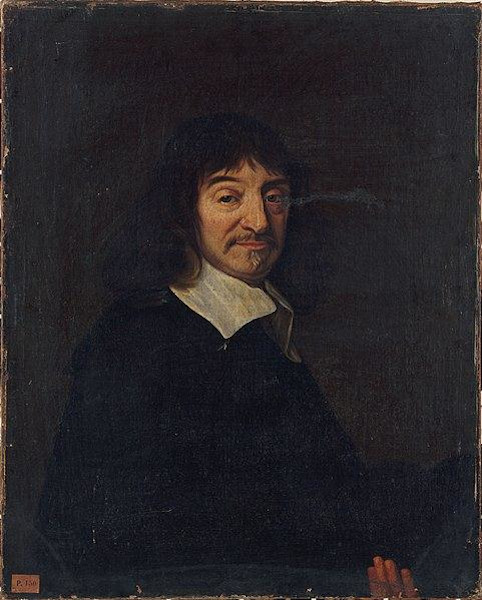 René Descartes, o pai do racionalismo moderno.