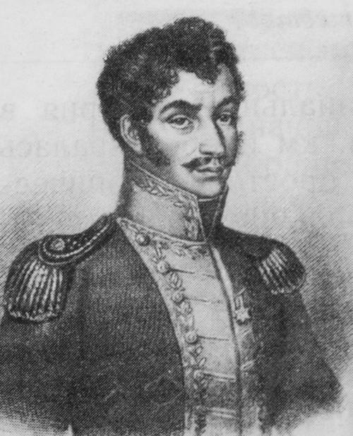 Simon Bolívar foi o líder da independência da América Espanhola e pretendia unir as nações latino-americanas após esse evento, mas sem sucesso. [1]