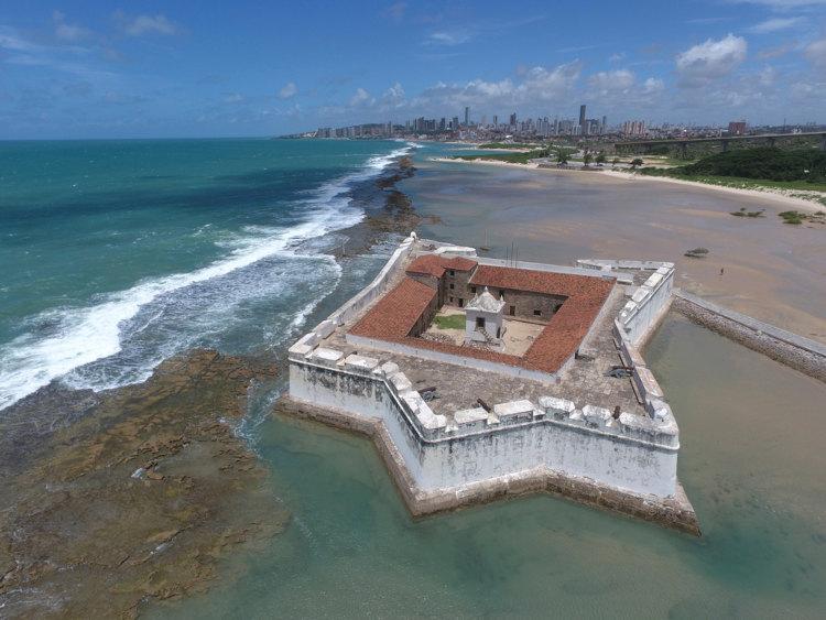 Forte dos Reis Magos, Natal, Rio Grande do Norte.