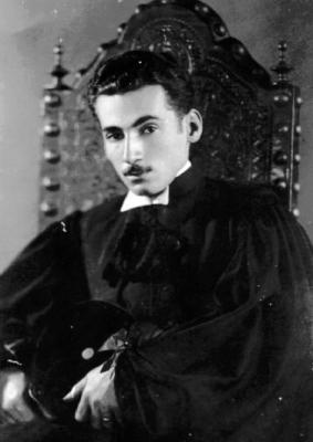 Jorge Amado, em 1935.