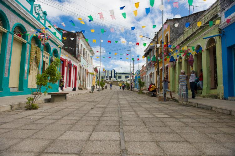 A cidade de Marechal Deodoro foi um dos primeiros núcleos de povoamento do território alagoano.[1]