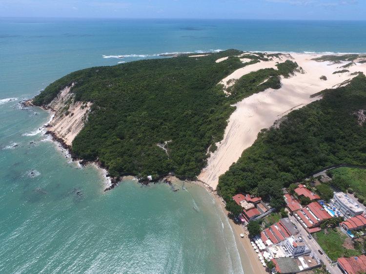 Morro do Careca, Natal, Rio Grande do Norte.