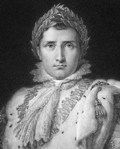 """Napoleão Bonaparte foi praticamente o responsável pelo surgimento do que hoje denominamos de """"Idade Contemporânea""""."""