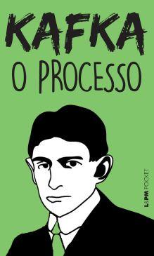 """Capa do livro """"O processo"""", de Franz Kafka, publicado pela editora L&PM.[1]"""