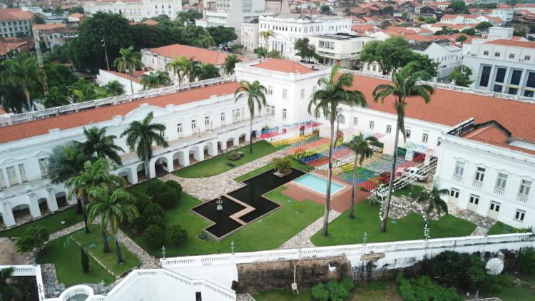 Palácio dos Leões, sede do governo maranhense.