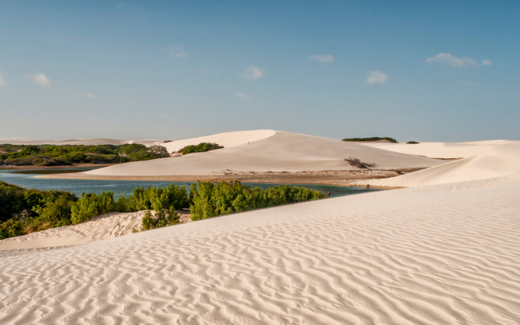 Parque Nacional dos Lençóis Maranhenses, Maranhão.