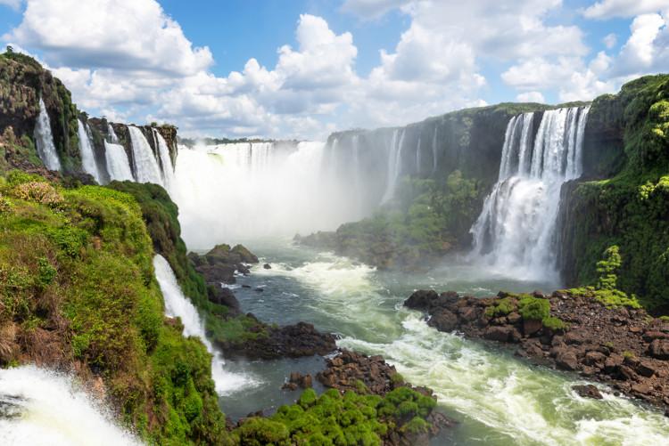 Cataratas do Iguaçu, Paraná.