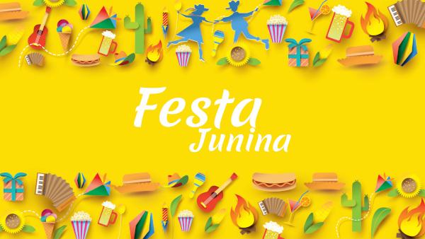 Diversos elementos das festas juninas são de origem rural.