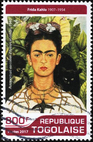 Frida Kahlo foi uma das artistas mais reconhecidas do século XX.[1]