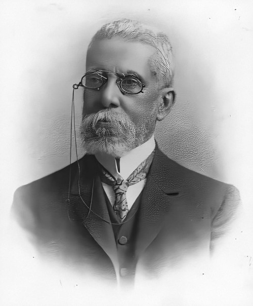 Machado de Assis, em 1907.